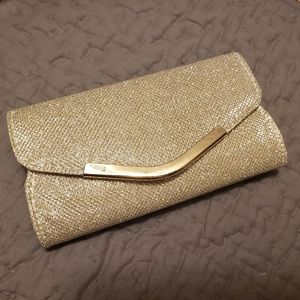 unknown Bags - Gold Metallic Pocketbook